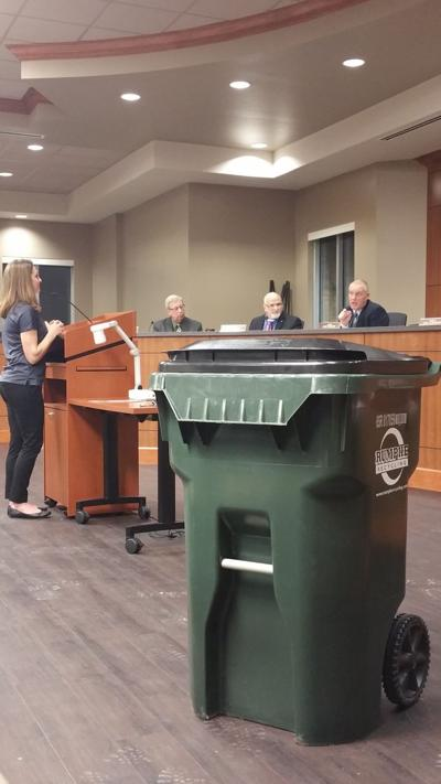 City moves to automated recycling
