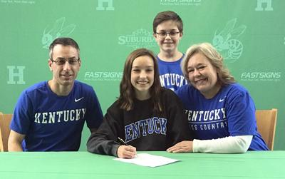 Kenne commits to Kentucky