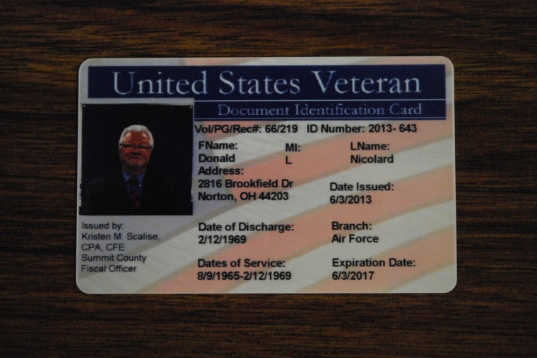 Vet IDs go on the road   Local News   thepostnewspapers.com