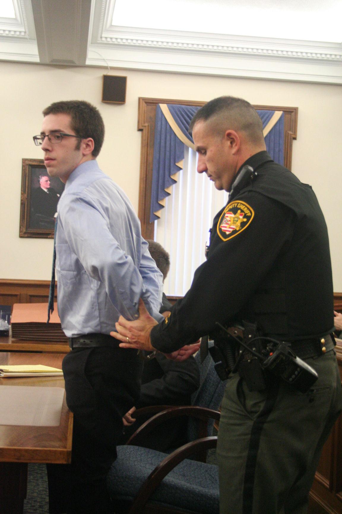 Taken into custody 93