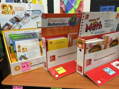 New Math Texts Adopted For Elementary Students Strongsville