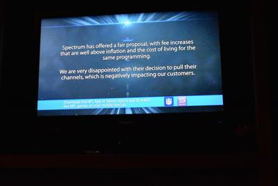Spectrum customers without Fox 8 due to dispute | Area News