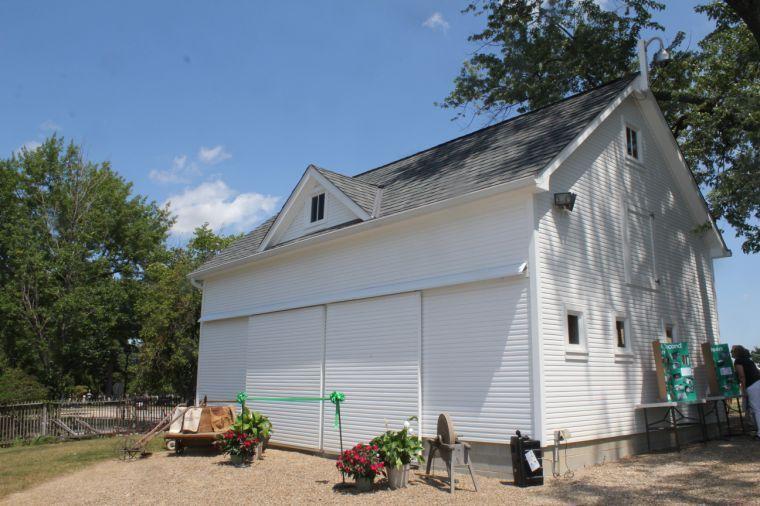 Roe Chapman Barn