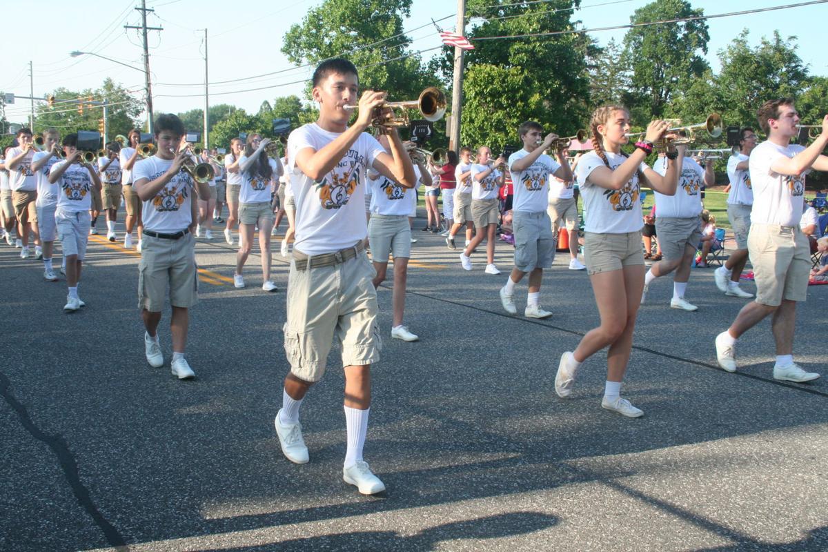 Strongsville High School Marching Mustangs