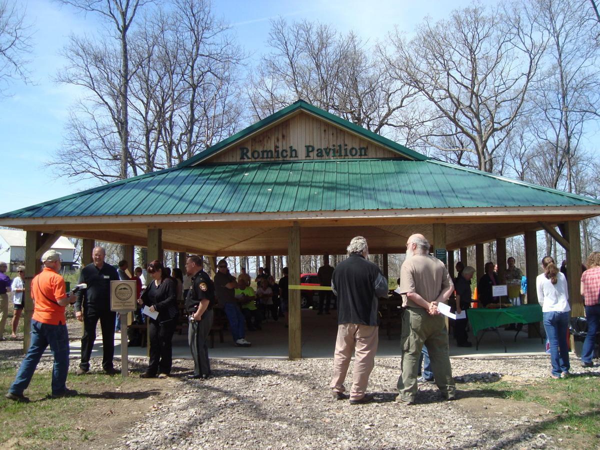 Romich Pavilion