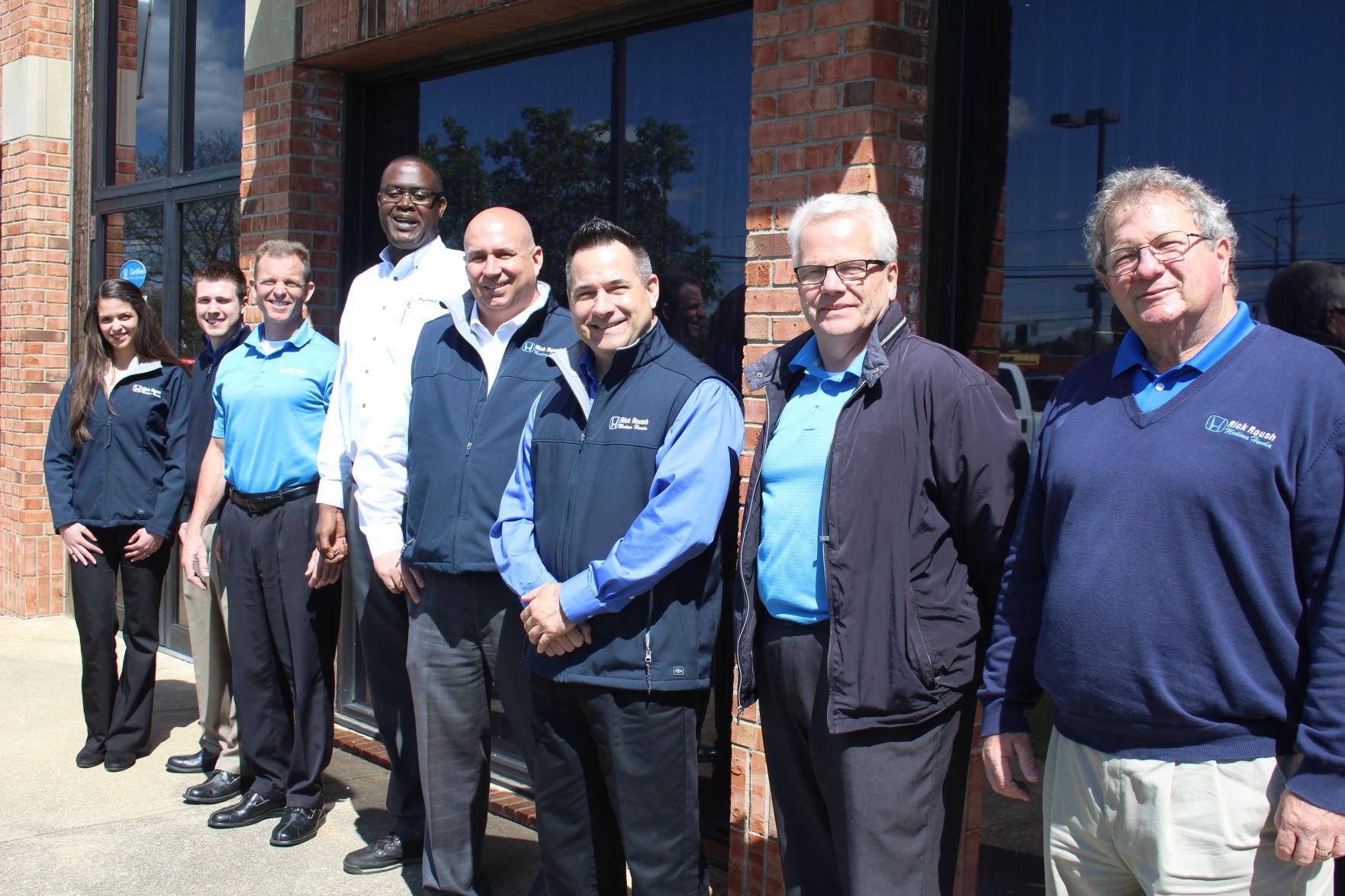 Rick Roush Sales Team