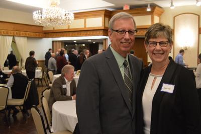 Mayor Bob and Janice Stefanik