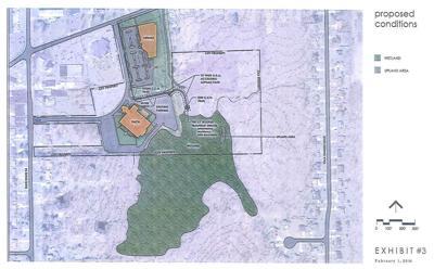 Chippewa Creek Headwater Park rendering