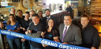 City's first brewery now open
