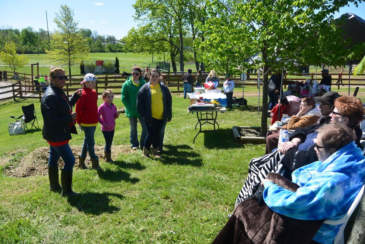 Medina Kids Care holds annual horse show