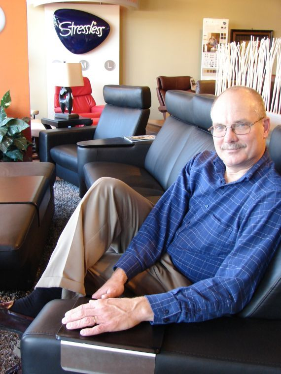 Jack Runion, Second Generation Owner Of Runionsu0027 Furniture, Continues The  Tradition His Father Virgil Started Offering Fine Quality Furniture And ...