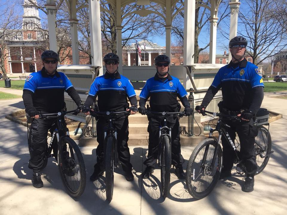 Bike unit another police program revived under Kinney | Medina
