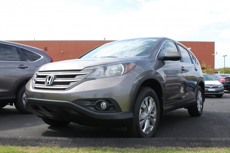 The Honda CRV Is The Most Popular Sport Utility Vehicle Sold At Rick Roush  Honda.