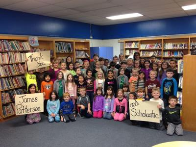 Valley Vista receives grant from bestselling author