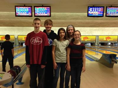 middle school bowlers have a ball brunswick