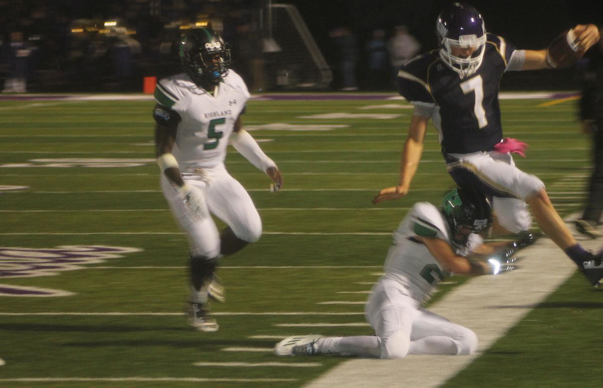 Timely offense, stout defense key Highland victory ...