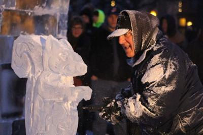 Medina Ice Festival 2020.Annual Medina Ice Festival Is Set To Be Biggest Event Yet