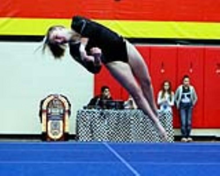rock and roll classic gymnastics meet 2014