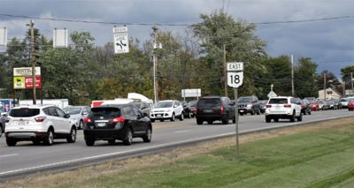 East end of Route 18 designated a safety corridor | Medina