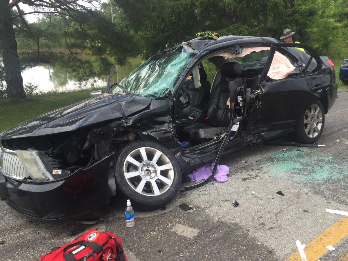 Three Sent To Hospital After July 30 Crash Eastern Medina