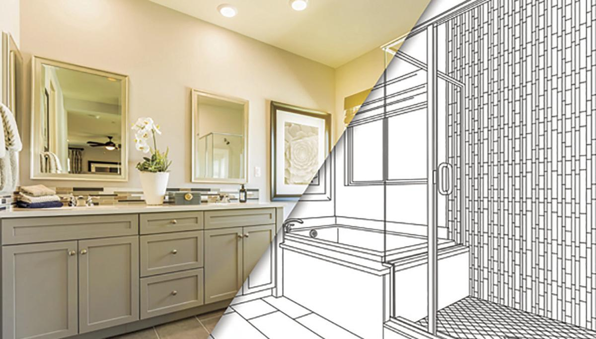 What to expect during a bathroom remodel