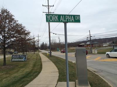 York Alpha Drive