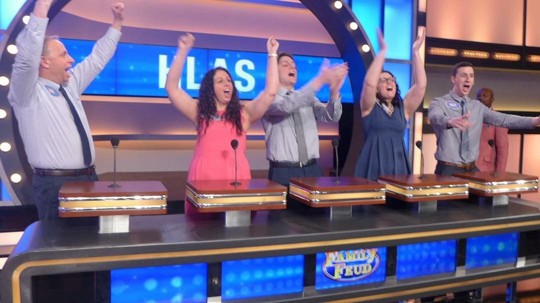 Norton family competes on national gameshow | Local News