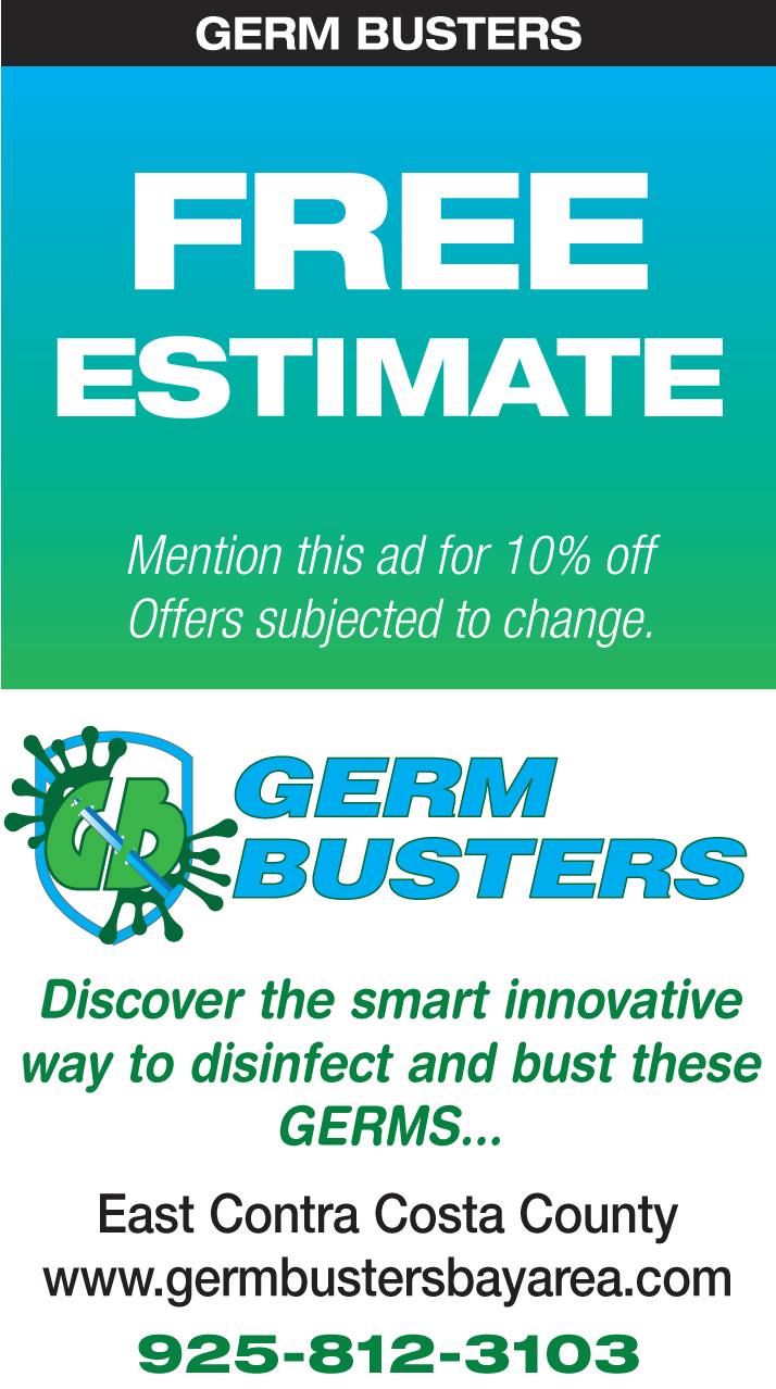 FREE Estimate from Germ Busters