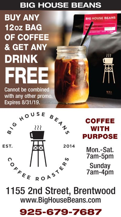 Buy 12oz Bag of Coffee, Get any Drink FREE at Big House Beans