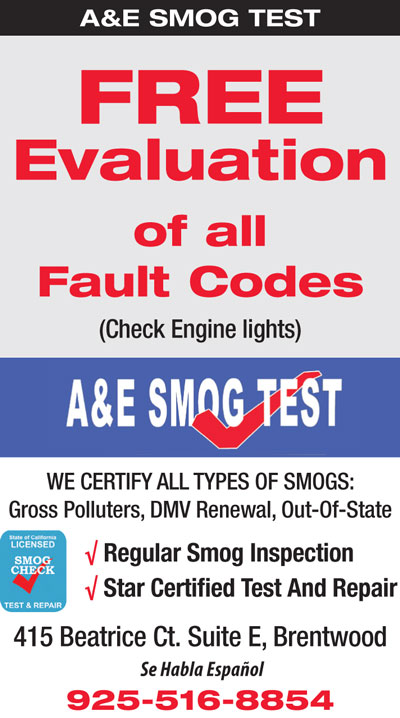 FREE Evaluation of all fault codes at A&E Smog Test