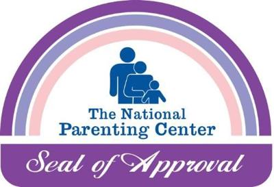 The National Parenting Center's Seal of Approval. (PRNewsFoto/Zact Mobile)