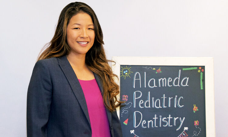 Dr. Jennifer Sun of Alameda Pediatric Dentistry