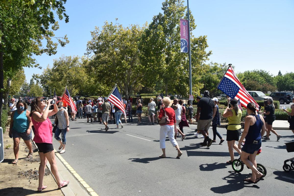 Brentwood Procession