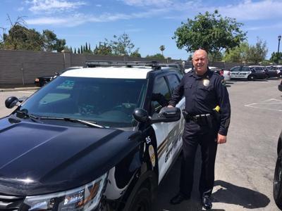 585691dc19 Familiar beat for new Oakley police captain Eric Christensen