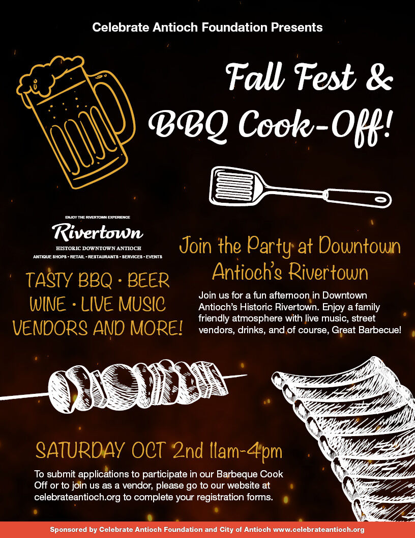 Fall Fest / BBQ Cook-Off