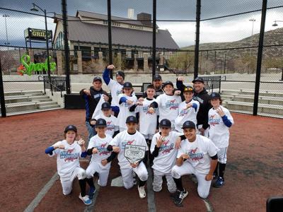 Marauders 13U baseball team wins Nevada tournament   Sports