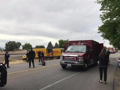Boy hit by car in Brentwood