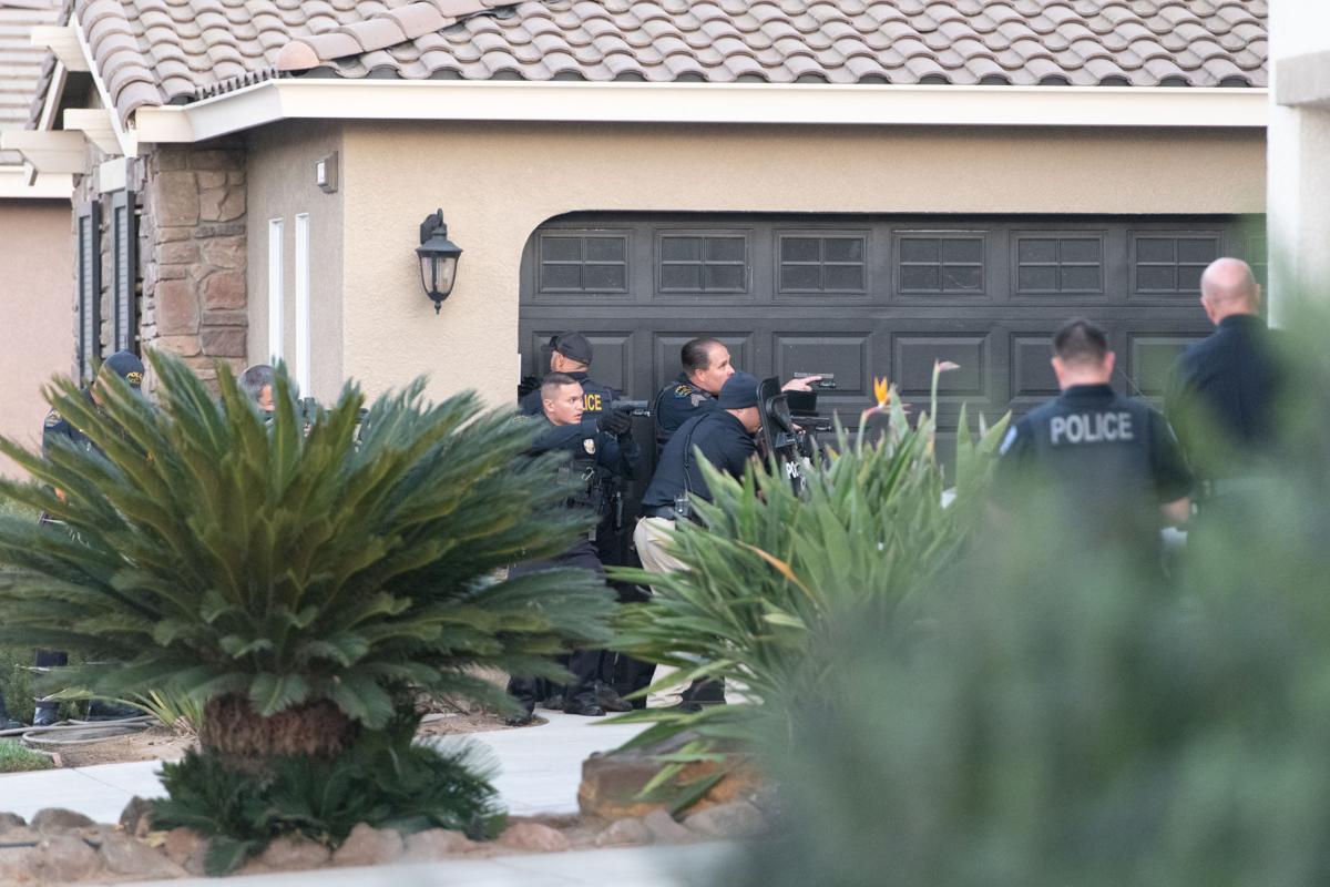 Oakley arrest