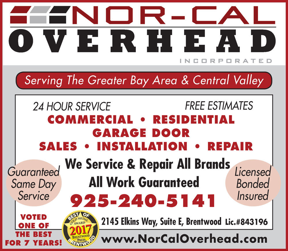 Nor Cal Overhead Incorporated