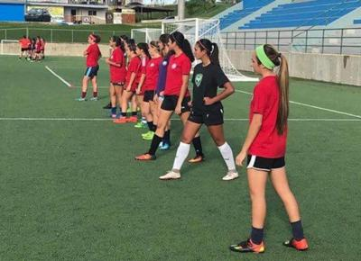 premium selection c7ba9 9bb07 Brentwood soccer player shines in Puerto Rico | Sports ...