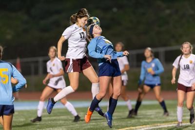 LHS vs. HHS girls' soccer