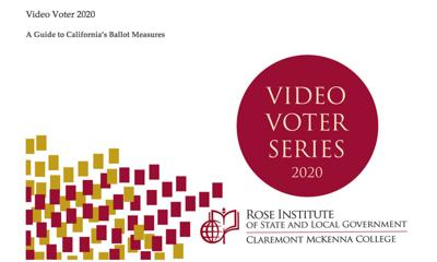 Rose Institute Proposition Video Voter Series 2020