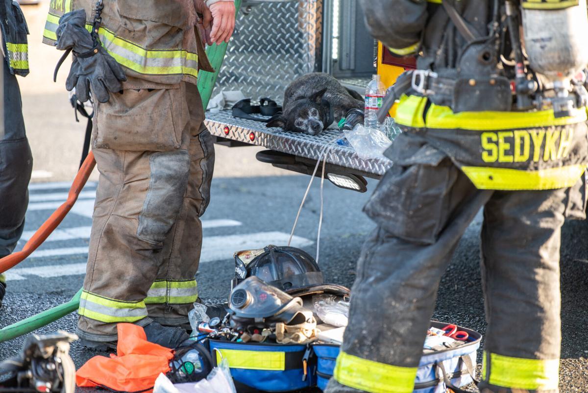 2021-05-03 Oakley Rd Residential Fire