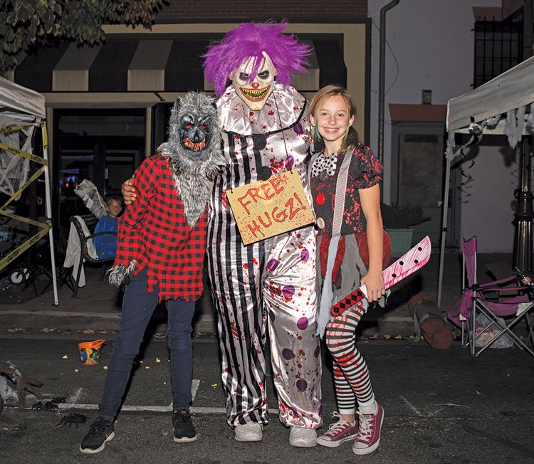 A Hometown Halloween - Savannah Lohmeier, Brandon Wallace and Alexis Joachim