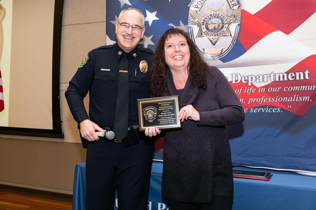 BPD recognition ceremony