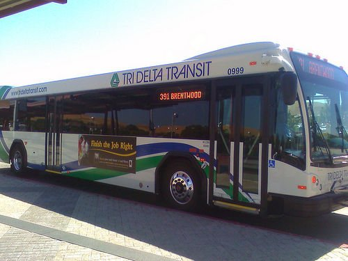 tri delta transit bus schedule to change press releases. Black Bedroom Furniture Sets. Home Design Ideas