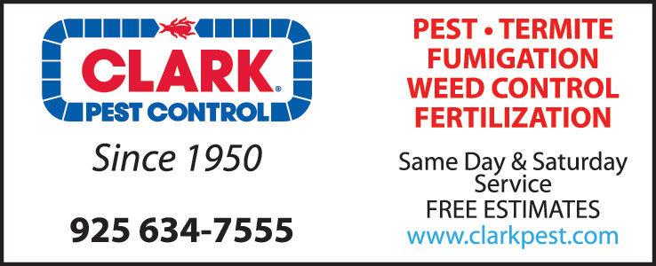 Clark Pest Control Pest Control Termite Brentwood Ca Thepress Net