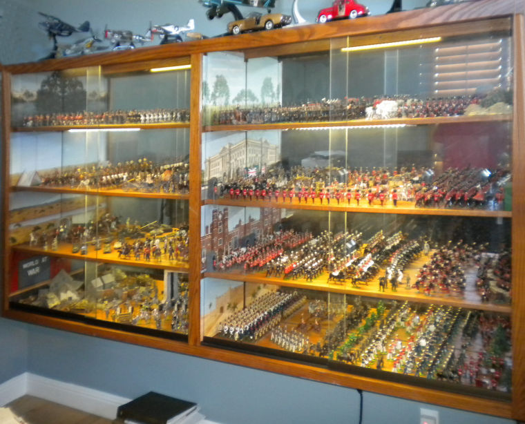 Miniature collection a life-size hobby | News | thepress net