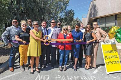 East Family Justice Center opens in Antioch
