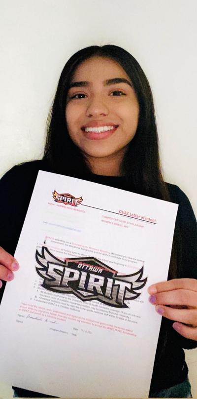 Athlete of the Week: Hermelinda Mendoza